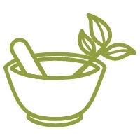 zöld wellness logo